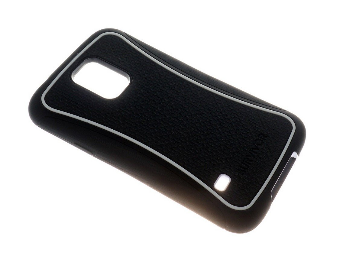 new product eb98a 39f69 Pokrowiec Griffin SURVIVOR Slim Samsung Galaxy S5 / S5 NEO