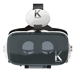 GOOGLE VR iCandy KEPLAR Immersion Android iOS Windows